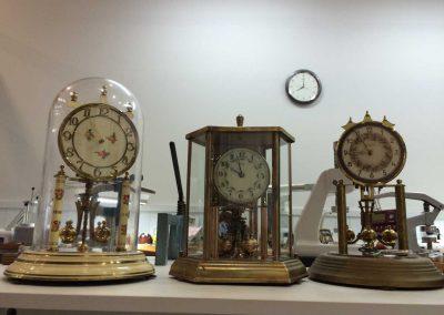 Restauración y reparación de relojes Kundo