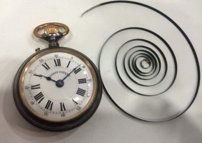 Reloj de Bolsillo Roskopf (principios del S. XX)