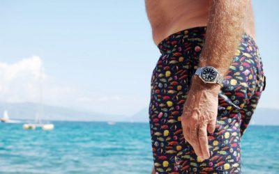 Diez consejos para cuidar tu reloj en verano